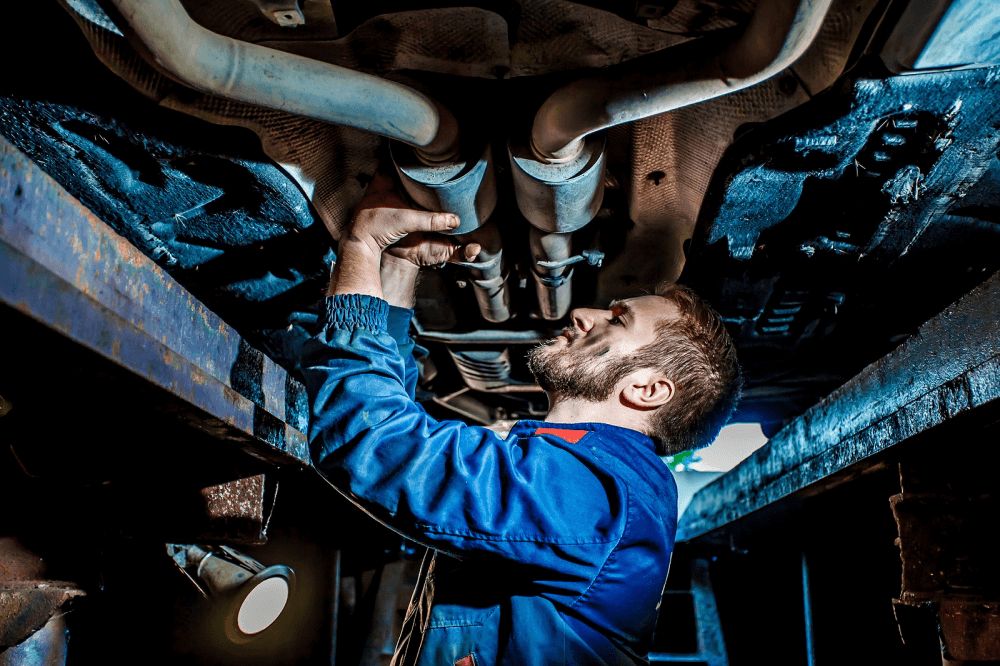 Luxury Car Maintenance in Houston
