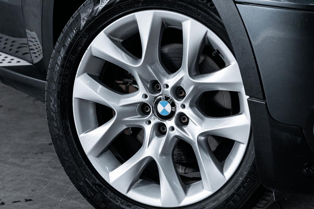 BMW Tire Maintenance Houston