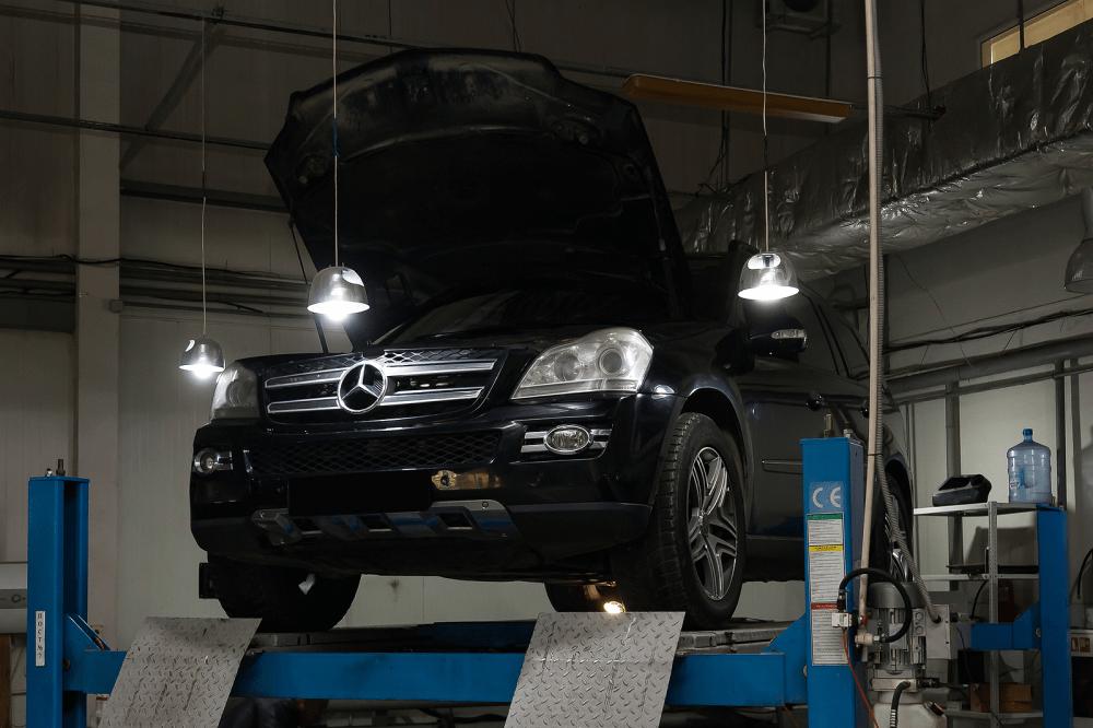 Mercedes-Benz Repair Houston