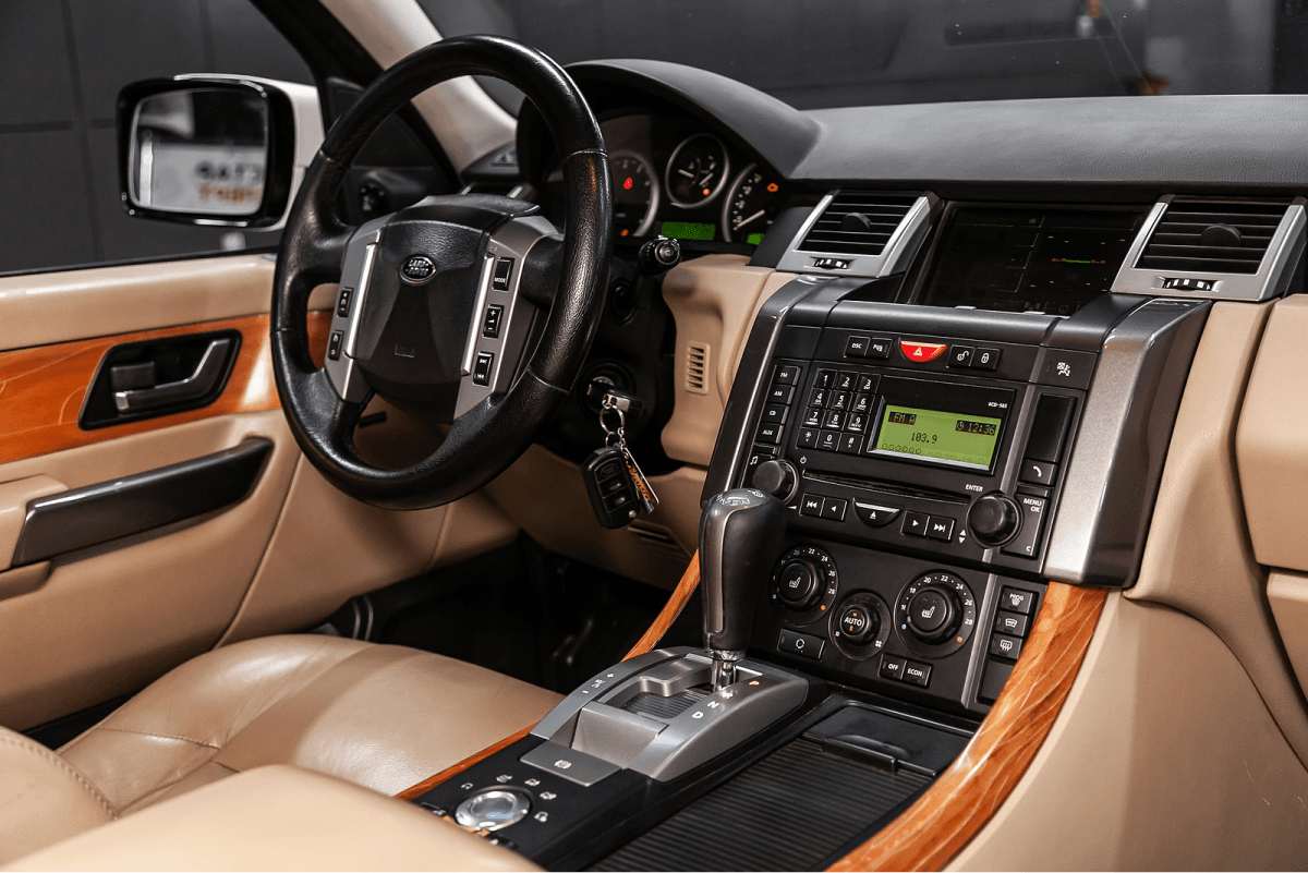 Land Rover Service Houston TX