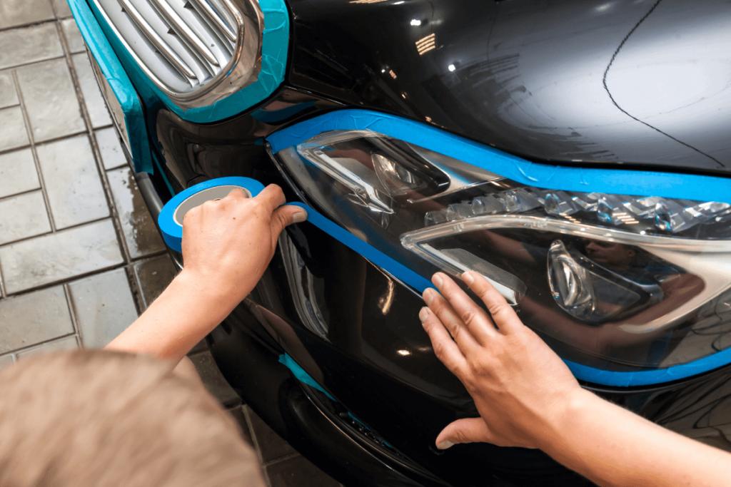 Auto Body Collision Repair Houston