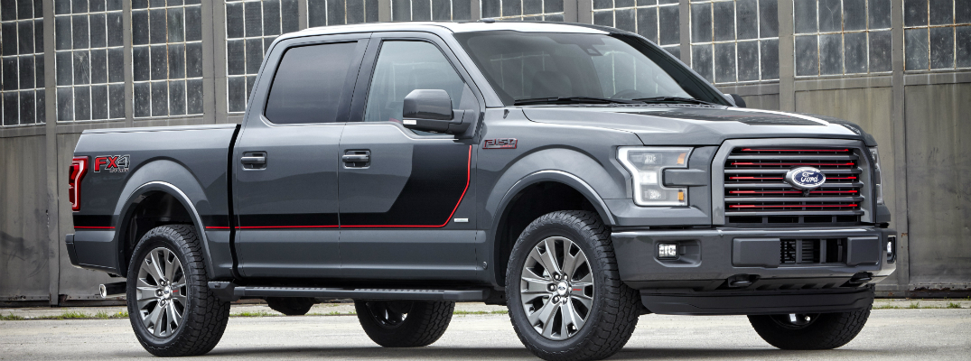 2016 Ford F 150 Accessories In Fond Du Lac Wi