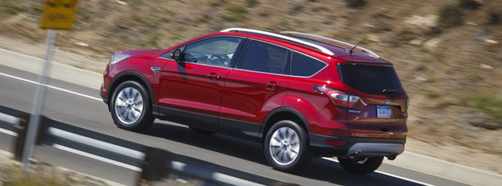 Ford Escape Towing Capacity >> How Much Can You Tow In The 2017 Ford Escape