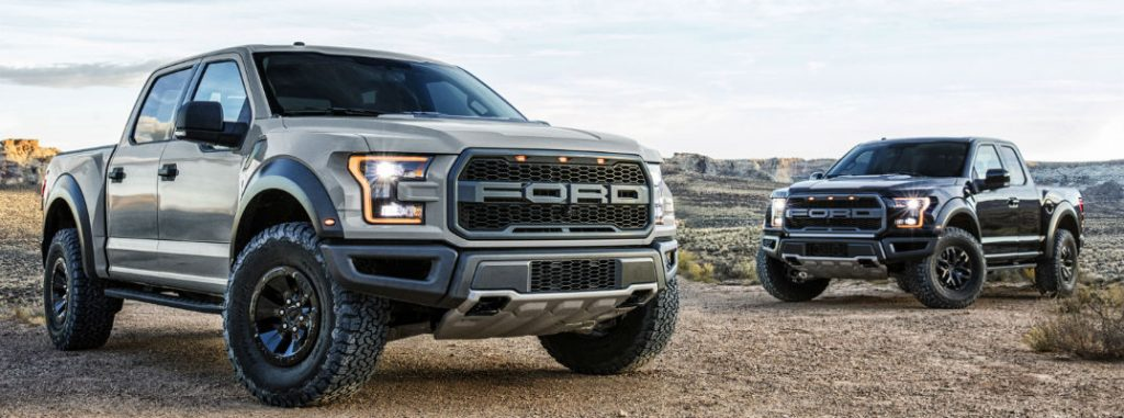 2017 F150 Colors >> What Colors Does The 2017 Ford Raptor Come In