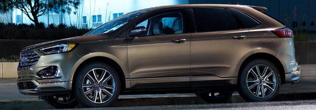 what ford edge features make winter more bearable