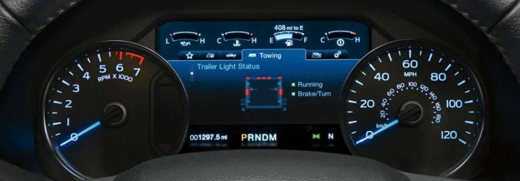 Efficiency and range for the 2019 Ford F-150