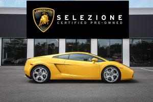 1. Learn More About the Lamborghini Certified Pre-Owned Program