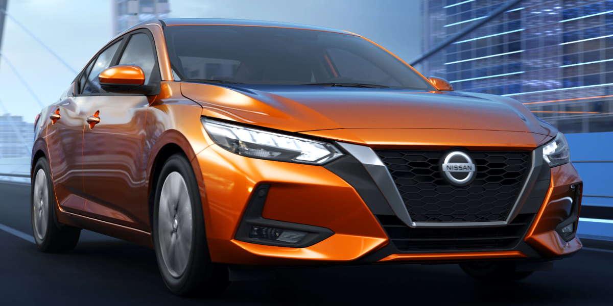 Conoce todas las características del Nissan Sentra 2020