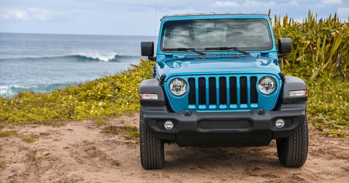 Jeep, Azul, Beneficios, Servicios, Car and Truck Rental, Playa, Oceano, Terreno