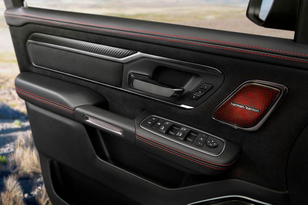 La nueva Ram 1500 TRX pone a temblar a la competencia