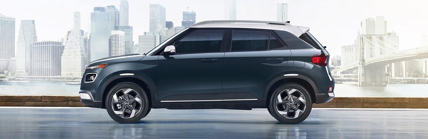 2020 Hyundai Venue Exterior Design