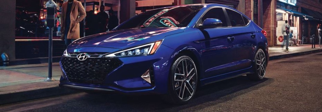 2020 Hyundai Elantra Sport Power Ratings