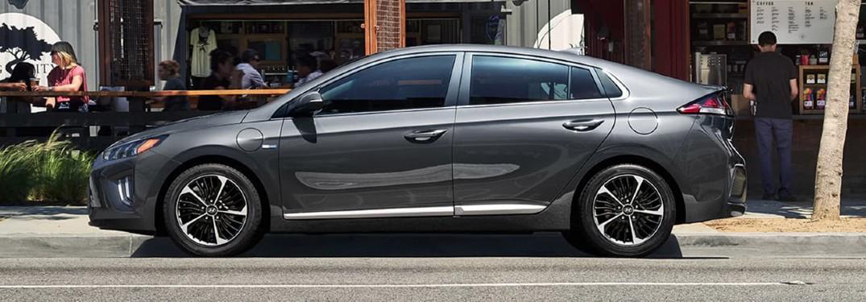 2020 Hyundai IONIQ Plug-In Hybrid Fuel Economy Rating