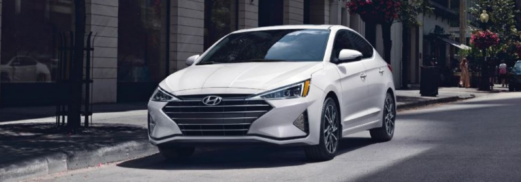 2020 Hyundai Elantra Walkaround Video