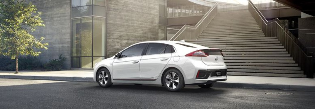 2020 Hyundai Ioniq Electric performance features and specifications
