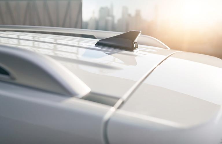 2020 Hyundai Venue roof close up