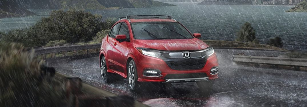 How Many Colors Does the 2020 Honda HR-V Come In?