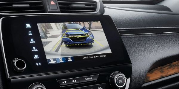 2020 Honda CR-V Multi-Angle Rearview Camera