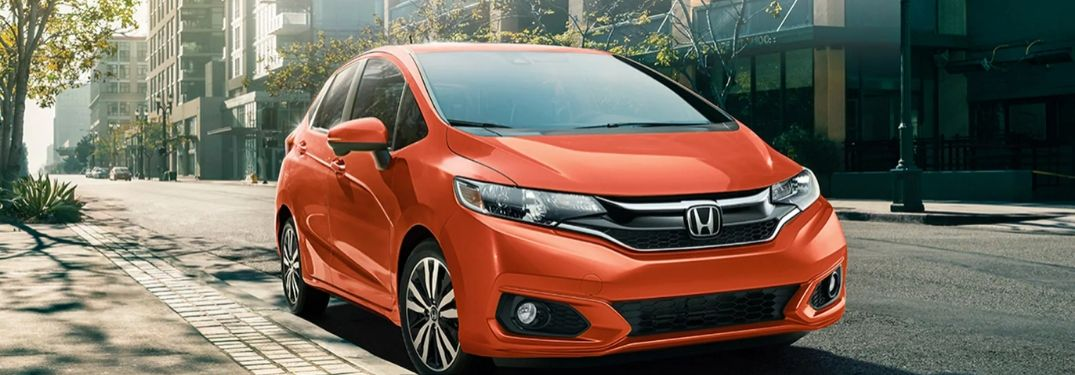 How Many Color Options Are Available for the 2020 Honda Fit?