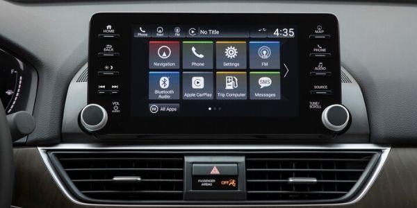 2020 Honda Accord Display Audio Touchscreen Display