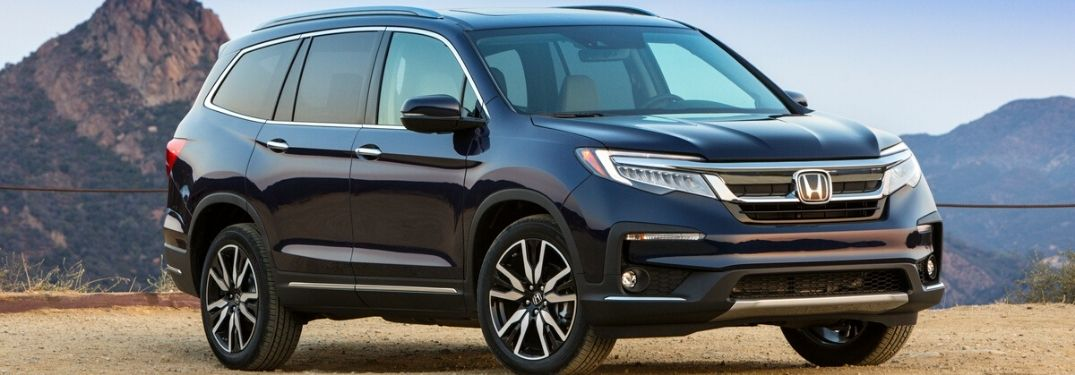 What's New for the 2021 Honda Pilot Design?