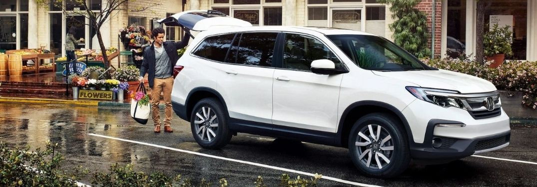 How Many Colors Does the 2021 Honda Pilot Come In?