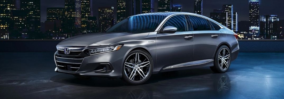 How Many Colors Are Available for the 2021 Honda Accord?