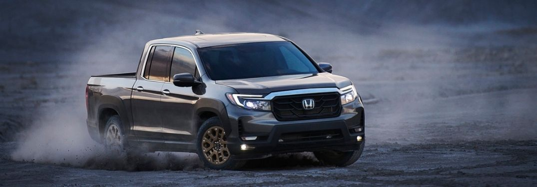 Gear Up for Adventure in the 2021 Honda Ridgeline in the Avondale Area