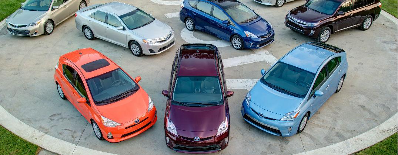 Toyota Sells 8 Million Hybrid Vehicles Across the World at Allan Nott-Lima OH-New Toyota and Honda Dealer-Toyota Hybrid Model Lineup