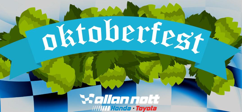 Octoberfest Tent Sale Event