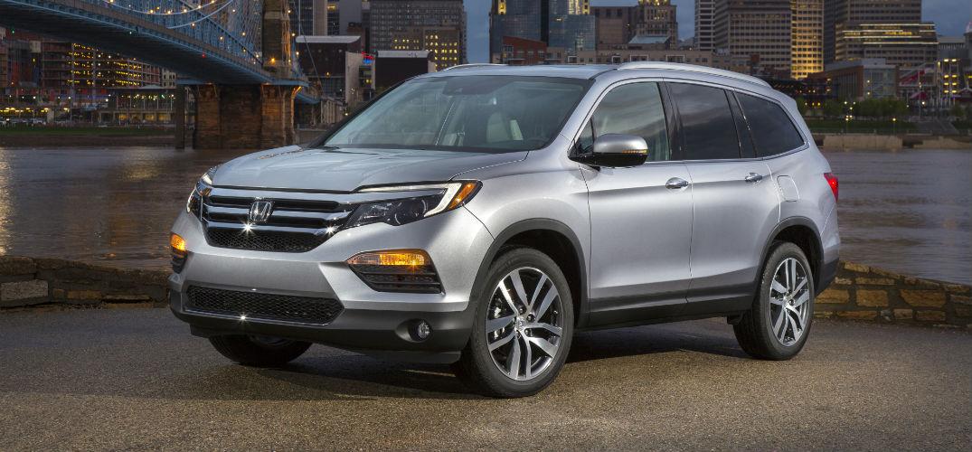 Honda adds new connectivity options to 2017 Pilot