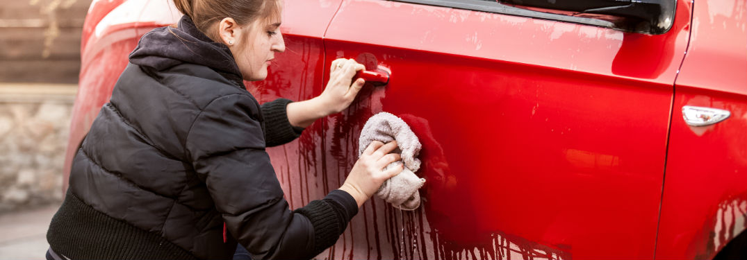 Spring Cleaning car tips