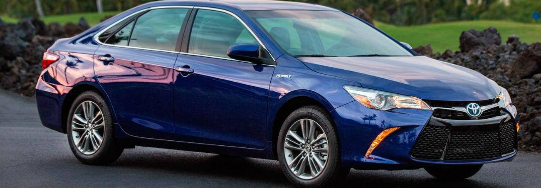 2017 Toyota Camry Fuel Economy Specs