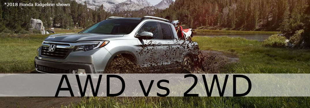 What is the difference between AWD and 2WD?