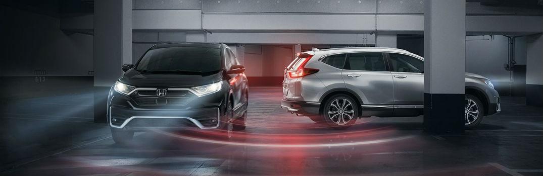 2020 Honda CR-V Exterior Front Fascia Passenger Side Profile