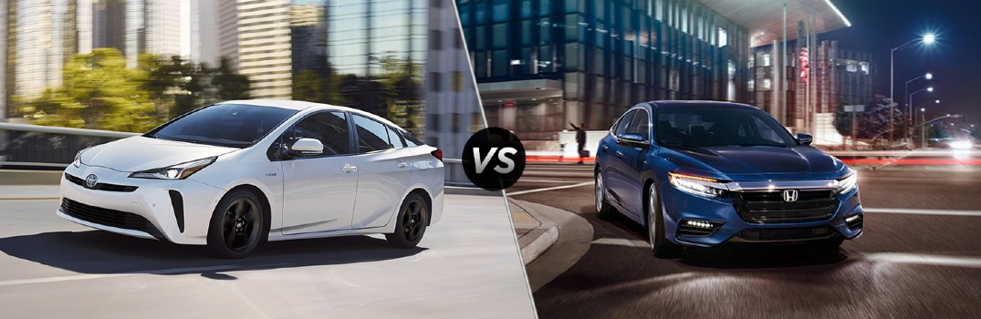 See how the 2021 Honda Insight and 2021 Toyota Prius Compare with this Video