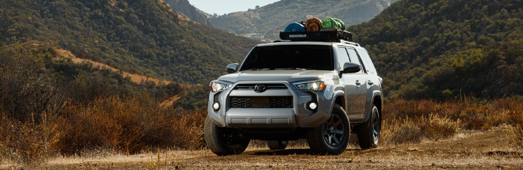 Check out the 2021 Toyota 4Runner & its Special Editions