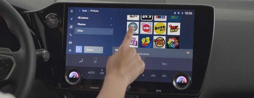 Toyota's new next-generation multimedia system 1
