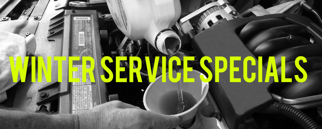 Oil Change Service Special