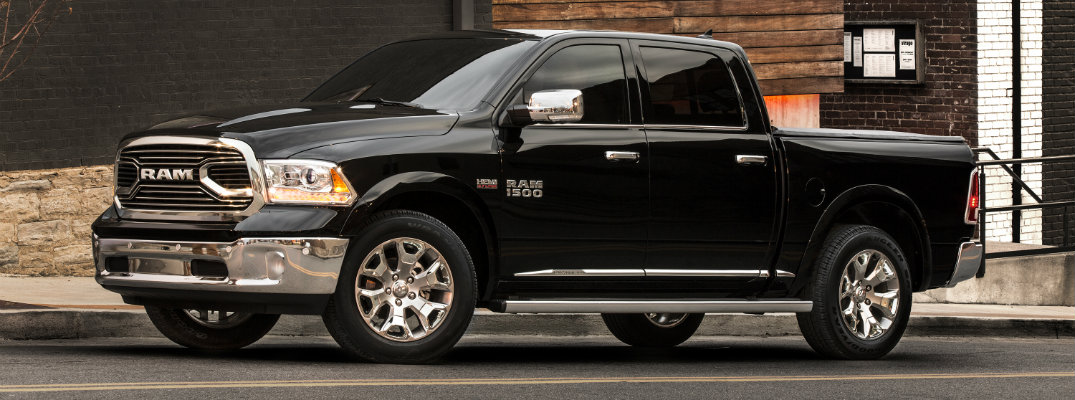 2017 Ram 1500 Limited Luxury Features