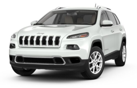 2018 Jeep Cherokee Color Options