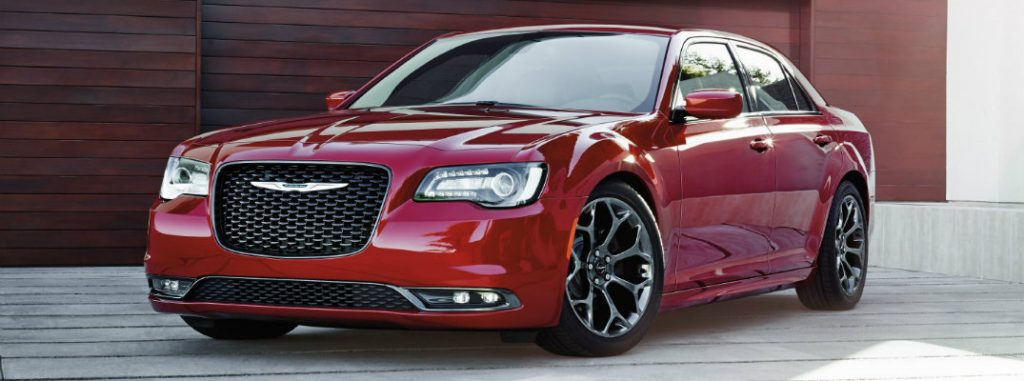 2019 Chrysler 300 Color Options