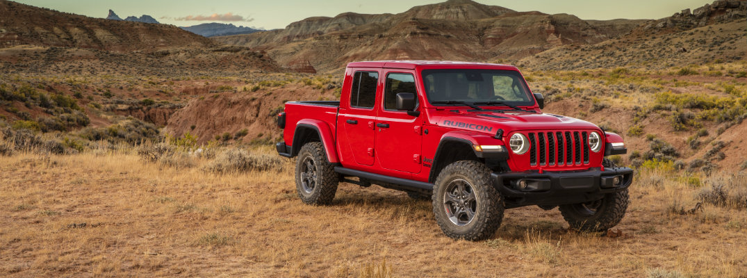 How Powerful is the New 2020 Jeep Gladiator Pickup?