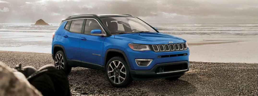 2019 Jeep Compass Paint Color Options