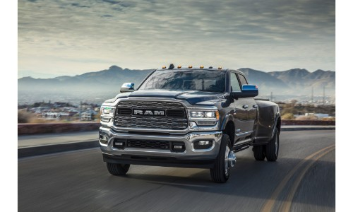 2019 Ram Heavy Duty Engine Specs and Performance Features