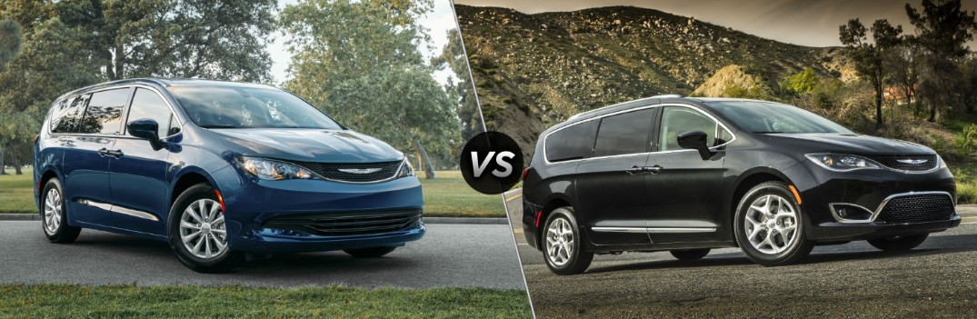 What are the Differences Between the 2020 Chrysler Voyager and Pacifica?
