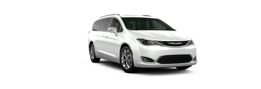 2020 Chrysler Pacifica Bright White Clear-Coat