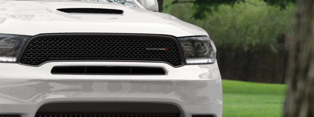 What are the Color Options for the 2020 Dodge Durango?