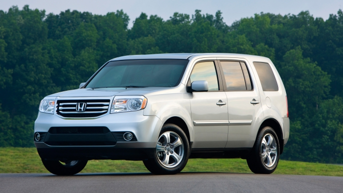High Quality 2013 Honda Pilot Towing Capacity