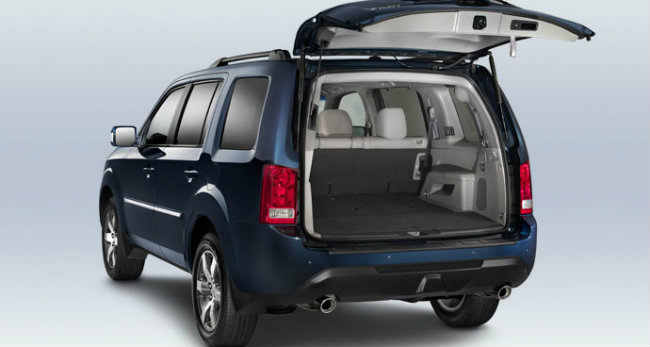 Honda Pilot Towing Capacity >> 2015 Honda Pilot Towing Capacity Cale Yarborough Honda